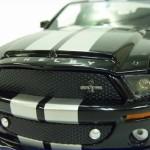 アメ車ミニカー 2008 FORD SHELBY GT-500KR [JADATOYS製]