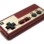 ファミコンコントローラ風 ~ レトロ調USBゲームパッド [iBUFFALO]買ってみた